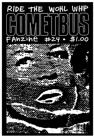 Cover of Cometbus #24